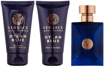 Versace Dylan Blue Geschenksets 1