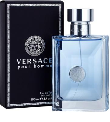 Versace pour Homme toaletna voda za moške 1