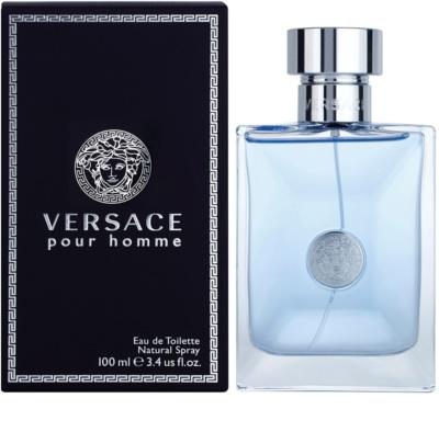 Versace pour Homme тоалетна вода за мъже