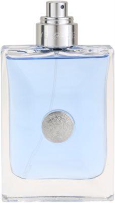 Versace pour Homme toaletní voda tester pro muže