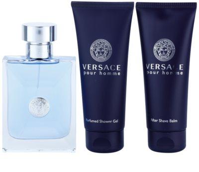 Versace pour Homme darilni seti 1