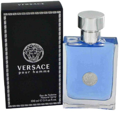 Versace pour Homme after shave para homens
