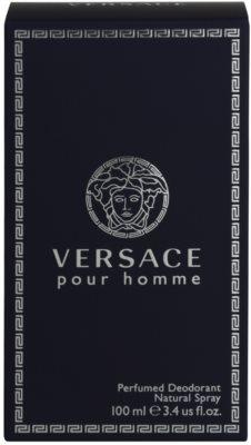 Versace pour Homme дезодорант за мъже 4