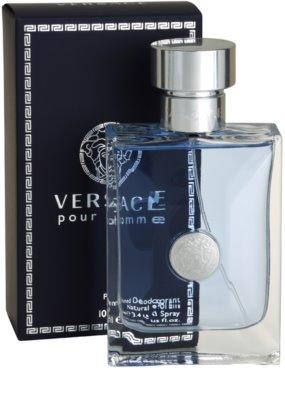 Versace pour Homme Deo-Spray für Herren 1