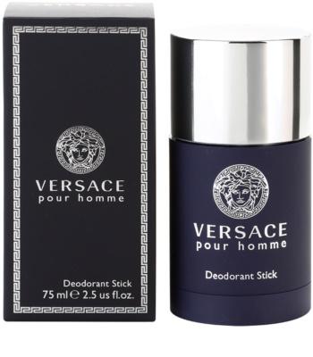 Versace pour Homme Deodorant Stick for Men