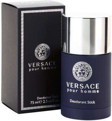 Versace pour Homme stift dezodor férfiaknak 1