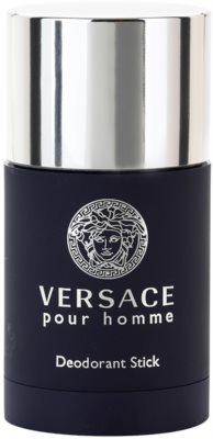 Versace pour Homme stift dezodor férfiaknak 2