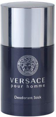 Versace pour Homme dezodorant w sztyfcie dla mężczyzn  (bez pudełka)