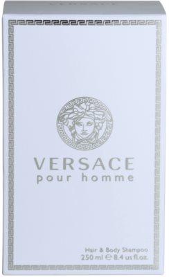 Versace pour Homme gel de dus pentru barbati 3