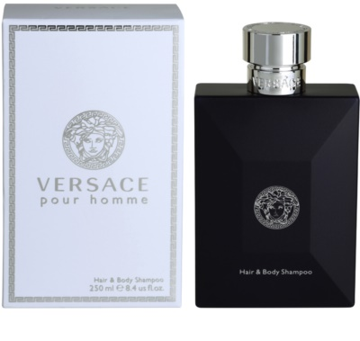 Versace pour Homme tusfürdő férfiaknak
