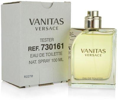 Versace Vanitas toaletní voda tester pro ženy 1