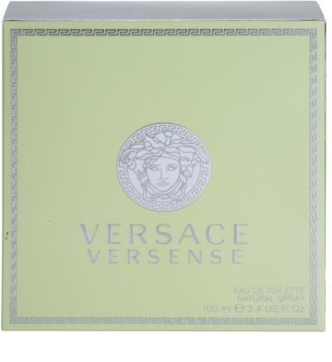 Versace Versense Eau de Toilette for Women 4