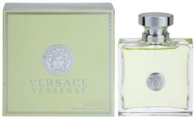 Versace Versense eau de toilette para mujer