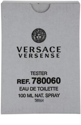 Versace Versense туалетна вода тестер для жінок 1