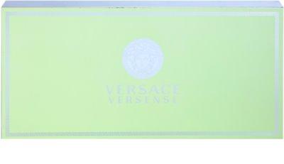 Versace Versense coffrets presente 2