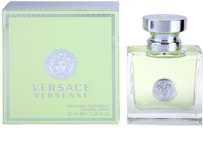Versace Versense dezodorant z atomizerem dla kobiet