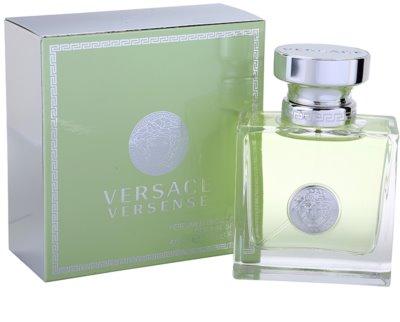 Versace Versense deodorant s rozprašovačem pro ženy 1