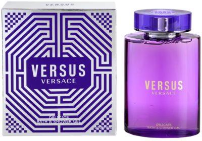 Versace Versus gel de duche para mulheres