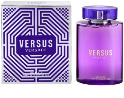 Versace Versus gel za prhanje za ženske