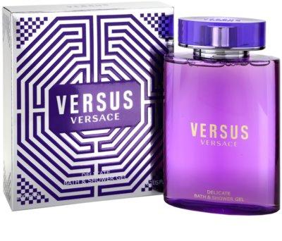 Versace Versus gel za prhanje za ženske 1