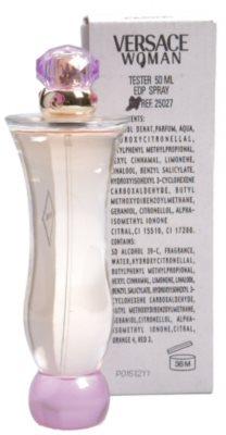 Versace Versace Woman parfémovaná voda tester pro ženy