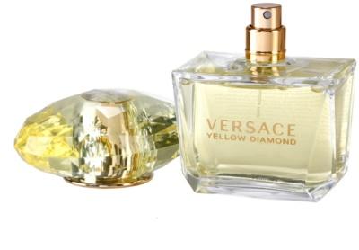 Versace Yellow Diamond woda toaletowa tester dla kobiet 1