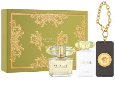 Versace Yellow Diamond Geschenksets