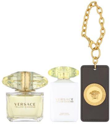 Versace Yellow Diamond Geschenksets 1