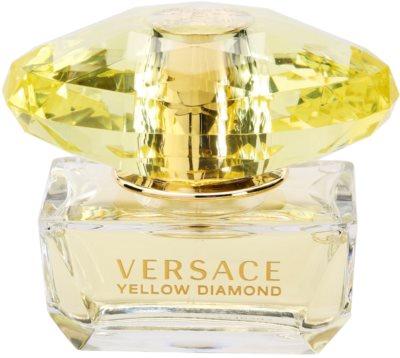 Versace Yellow Diamond Deo mit Zerstäuber für Damen 2