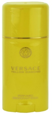 Versace Yellow Diamond desodorizante em stick para mulheres