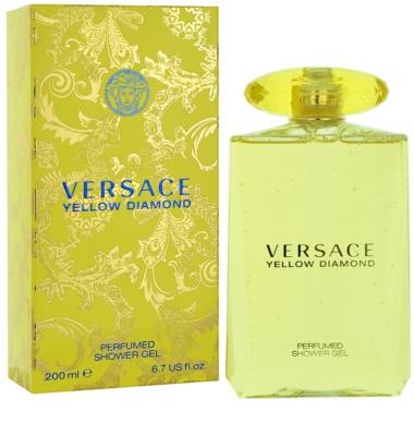 Versace Yellow Diamond гель для душу для жінок