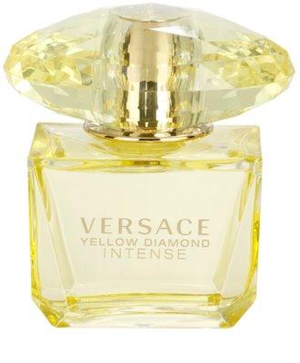Versace Yellow Diamond Intense eau de parfum para mujer 2