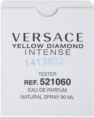 Versace Yellow Diamond Intense парфумована вода тестер для жінок 1