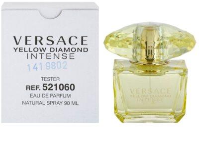 Versace Yellow Diamond Intense parfémovaná voda tester pro ženy 2