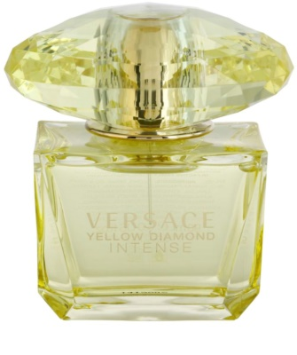 Versace Yellow Diamond Intense parfémovaná voda tester pro ženy