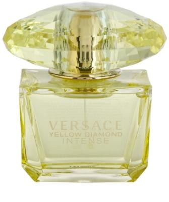 Versace Yellow Diamond Intense парфумована вода тестер для жінок