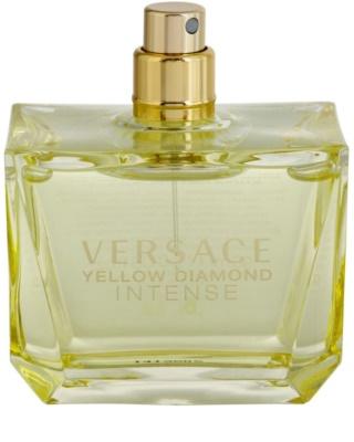 Versace Yellow Diamond Intense парфумована вода тестер для жінок 3