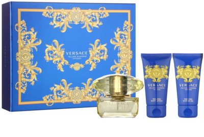 Versace Yellow Diamond Intense подаръчни комплекти