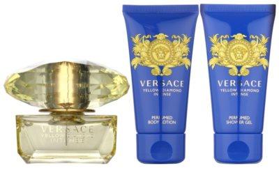 Versace Yellow Diamond Intense darilni seti 1