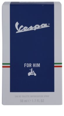 Vespa For Him Eau de Toilette für Herren 4