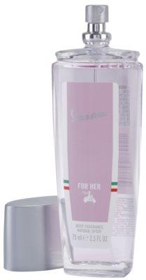 Vespa For Her desodorizante vaporizador para mulheres 1