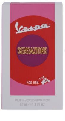 Vespa Sensazione eau de toilette nőknek 4