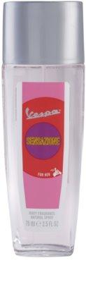Vespa Sensazione dezodorant z atomizerem dla kobiet