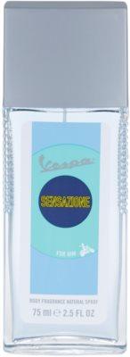 Vespa Sensazione For Him deodorant s rozprašovačem pro muže