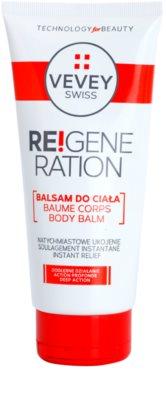 Vevey Swiss Re!generation balsam pentru corp cu efect de hidratare