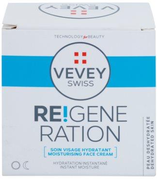 Vevey Swiss Re!generation feuchtigkeitsspendende Gesichtscreme mit glättender Wirkung 2