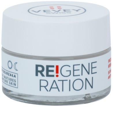 Vevey Swiss Re!generation crema hidratanta cu efect antirid