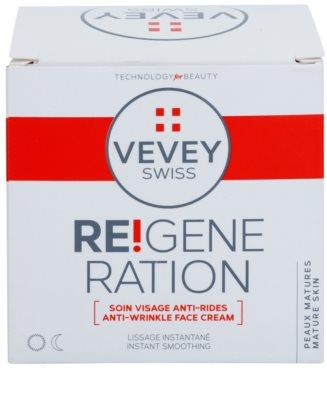 Vevey Swiss Re!generation зволожуючий крем проти розтяжок та зморшок 2