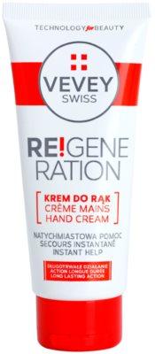 Vevey Swiss Re!generation krém na ruky pre ochranu pokožky
