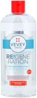Vevey Swiss Re!generation apă micelară și tonic 2 in 1
